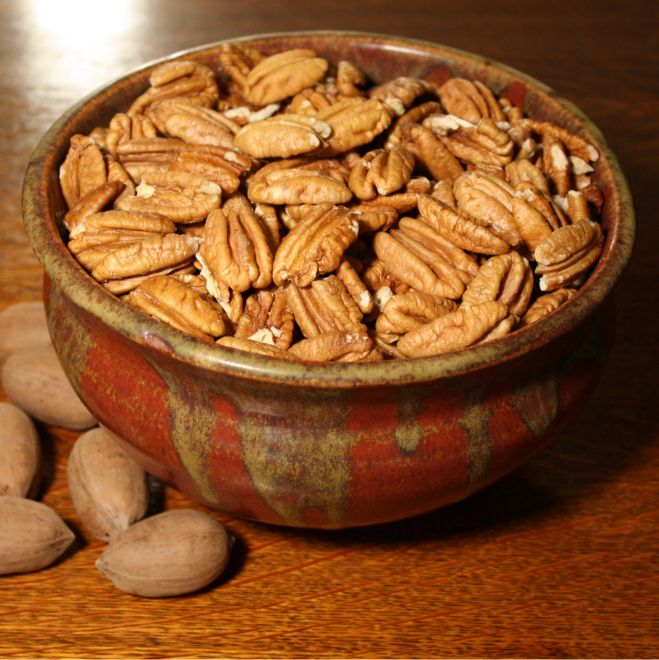 Sugar free pecans sparkys online gourmet and candied pecans mammoth halves pecans bulk 30 lbs negle Gallery
