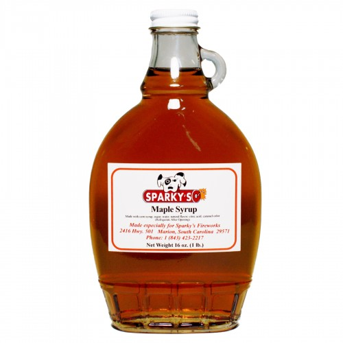 Maple Syrup - 16 oz