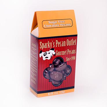 Sugar free items sparkys online store sugar free chocolate pecans 8 oz negle Gallery